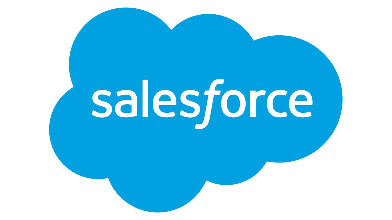 salesforceロゴ